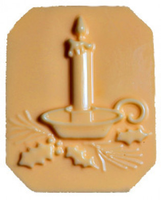 Candle Light Soap Mold
